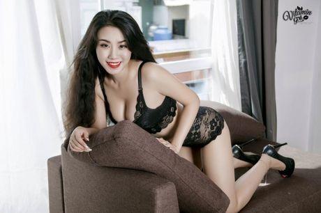 Nhin lai loat hinh nong bong cua Linh Miu truoc khi gay 'bao' scandal - Anh 5