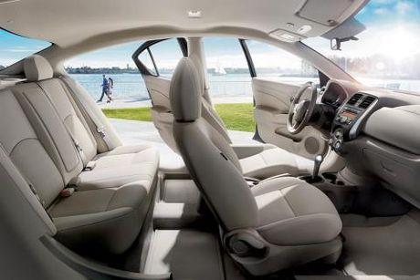 Nissan Sunny giam gia gan 30 trieu dong - Anh 2