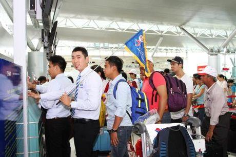 Toi Bangkok va Seoul bang duong bay thang tu Hai phong - Anh 1
