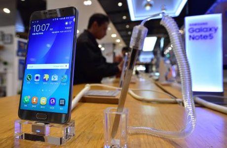 Cuc Quan ly Canh tranh giam sat viec thu hoi Galaxy Note 7 - Anh 1