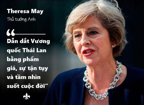 Lanh dao the gioi noi gi ve vua Thai Lan? - Anh 4