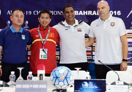 Soi suc manh cac doi thu cua U19 Viet Nam tai giai chau A - Anh 1