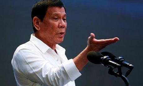 Duterte noi Obama va EU 'ngu ngoc' - Anh 1