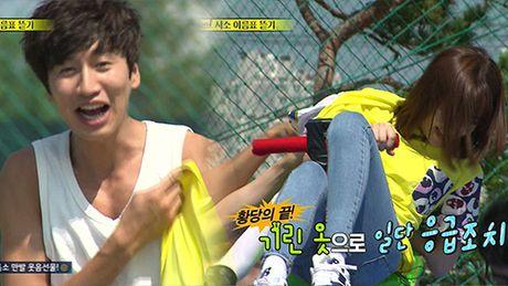 Hanh trinh lot xac tu linh moi den 'ong trum Running Man' cua Lee Kwang Soo - Anh 21