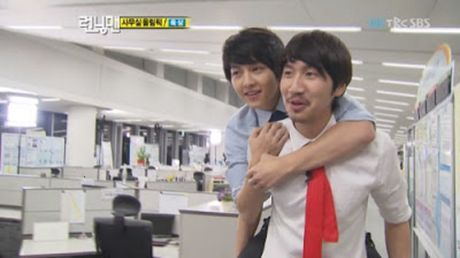 Hanh trinh lot xac tu linh moi den 'ong trum Running Man' cua Lee Kwang Soo - Anh 6