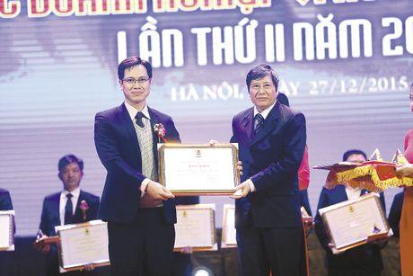 Thong diep tu 'Ngay doanh nhan Viet Nam'...! - Anh 1