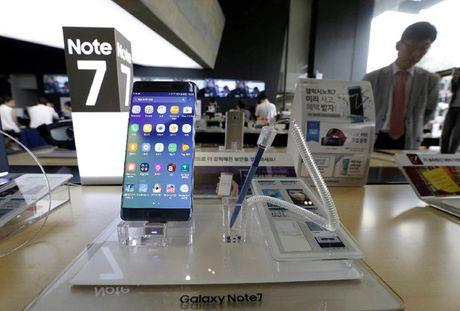 Gan 13.000 Galaxy Note 7 tai Viet Nam se duoc hoan tien - Anh 1