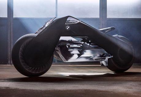 Sieu moto nguoi doi ngoai doi thuc tu BMW - Anh 2