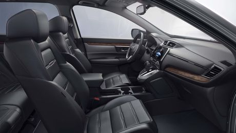 Honda CR-V 2017 ra mat: Vo mong xe 7 cho - Anh 4