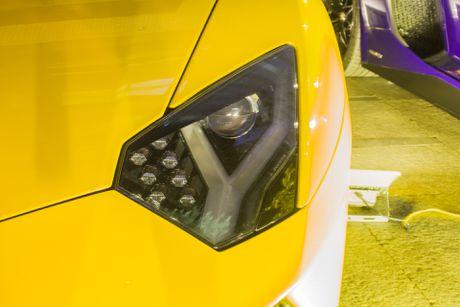 Lamborghini Aventador khac lua o Sai Gon - Anh 8