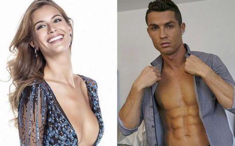 Bi mat chuyen tinh cua Ronaldo va Hoa hau hoan vu Cordero - Anh 2