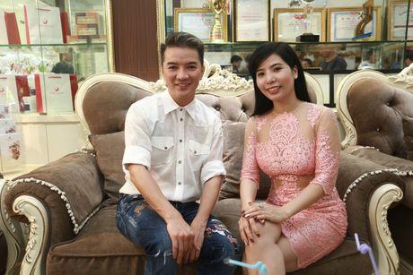 Dam Vinh Hung di spa, chuan bi cho liveshow 12 ty tai Ha Noi - Anh 2
