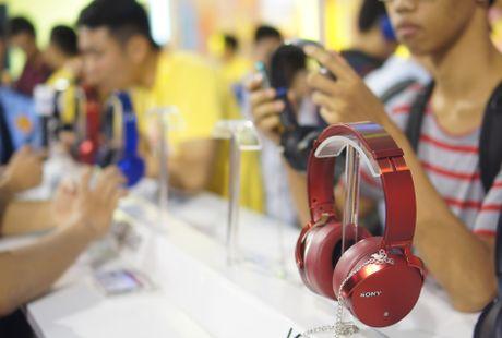 Playstation VR, Xperia ZX hut khach tai Sony Show Ha Noi - Anh 6