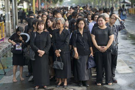 Thai Lan to chuc quoc tang nha vua nhu the nao? - Anh 1