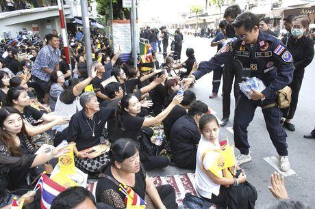 Thai Lan to chuc quoc tang nha vua nhu the nao? - Anh 2