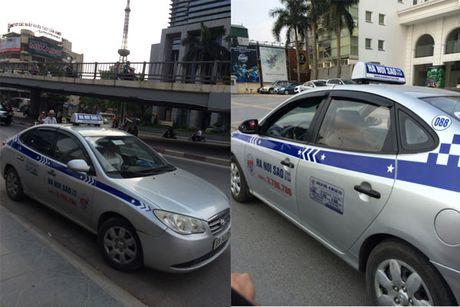 Ha Noi tang cuong phat taxi du ngoai tinh - Anh 1