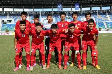 Hom nay, U19 Viet Nam do suc voi CHDCND Trieu Tien - Anh 1