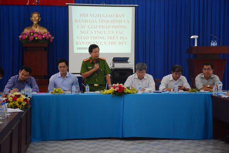 TP.HCM: Ban cach keo giam TNGT dang tang cao o phia Dong TP - Anh 1