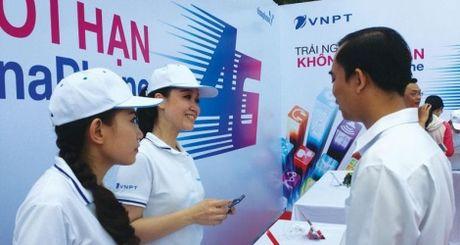 VNPT, Viettel chinh thuc duoc cap phep trien khai 4G - Anh 1