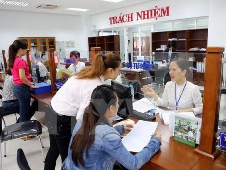 Thanh lap Trung tam giai quyet thu tuc hanh chinh Ca Mau - Anh 1