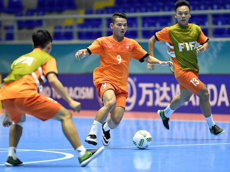 Giai futsal Dong Nam A 2016 chuyen tu Thai Lan sang Indonesia - Anh 1