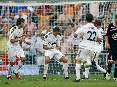 CAP NHAT toi 14/10: Khong thich Real, Sir Alex tung chao ban Ronaldo cho... Barca. Griezmann 'phan phao' Ribery - Anh 2