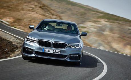 Ro ri hinh anh cua BMW 5-series 2017 - Anh 2