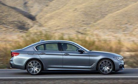 Ro ri hinh anh cua BMW 5-series 2017 - Anh 3