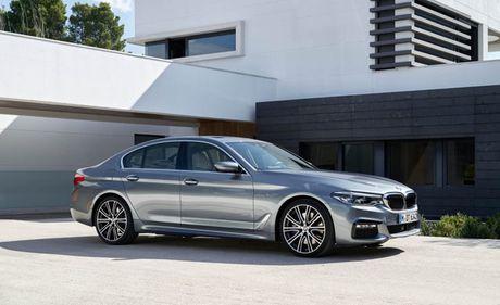 Ro ri hinh anh cua BMW 5-series 2017 - Anh 9