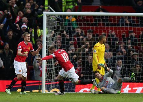 10 tran thang ngot ngao nhat cua MU truoc Liverpool - Anh 9