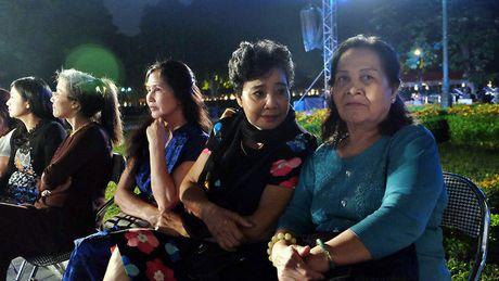 Nghe si hang dau lang dien anh lam 'nguoi mau' Festival ao dai Ha Noi - Anh 3