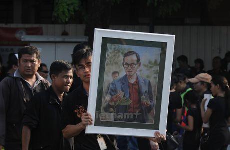 Nhung hinh anh kho quen tai le don linh cuu Nha Vua Thai Lan - Anh 5