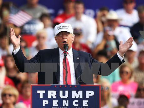 Bau cu My 2016: Ong Trump bac moi cao buoc xam pham phu nu - Anh 1