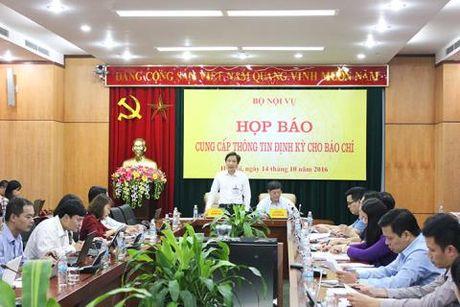 Vu Trinh Xuan Thanh: Bo Noi vu kiem diem nghiem tuc - Anh 1