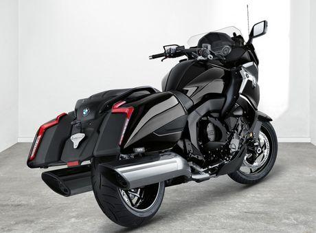K1600 B 2017 - Dam phong cach BMW Motorrad - Anh 2