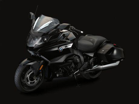 K1600 B 2017 - Dam phong cach BMW Motorrad - Anh 3
