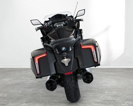 K1600 B 2017 - Dam phong cach BMW Motorrad - Anh 6