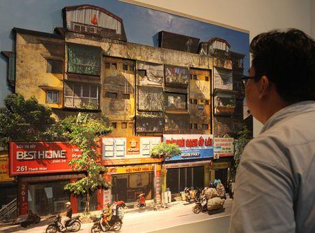 'Chuong cop' Ha Noi dep la lung qua tac pham 3D - Anh 3