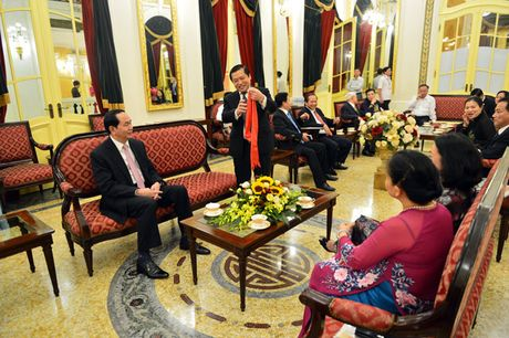 Toan canh le ton vinh Tu hao Nong dan Viet Nam 2016 - Anh 2