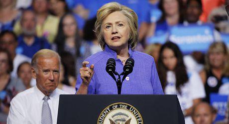 Hillary Clinton doa se 'bua vay Trung Quoc bang he thong phong thu ten lua' - Anh 1