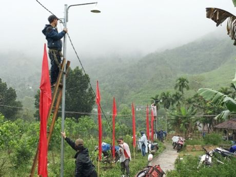 Quang Ngai: 'Chu tinh' cua thanh nien voi nguoi ngheo - Anh 5