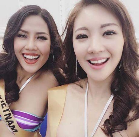Anh bikini 'dep mien che' cua A hau Nguyen Thi Loan thi sac dep o My - Anh 2