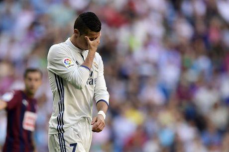 Ronaldo doi Real vo dich La Liga - Anh 1