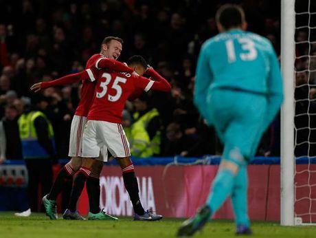 Nong: Rooney van duoc Mourinho tin dung trong tran dau voi Liverpool - Anh 1