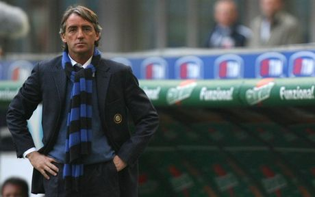 Mancini: Chua nhan duoc dien tu nuoc Anh, khong them xem Inter - Anh 1