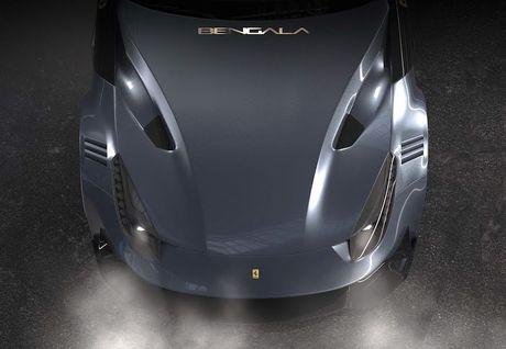 Sieu xe 'hang thua' Caballeria cua Ferrari F12Berlinetta - Anh 2