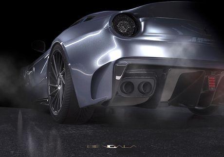 Sieu xe 'hang thua' Caballeria cua Ferrari F12Berlinetta - Anh 4