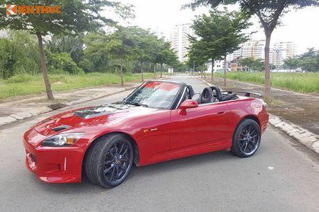 'Hang hiem' Honda S2000 gia 666 trieu dong tai VN - Anh 1