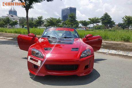 'Hang hiem' Honda S2000 gia 666 trieu dong tai VN - Anh 3
