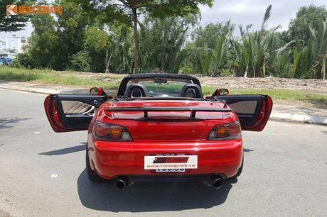 'Hang hiem' Honda S2000 gia 666 trieu dong tai VN - Anh 4